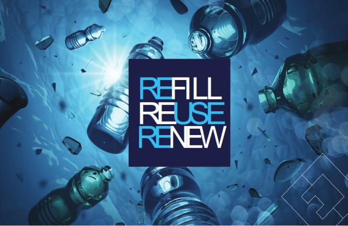 Element promotes sustainable post consumer plastics over single use